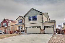 4 Bedrooms, 3 baths plus a loft and a study! 10146 Fraser St in Commerce City CO for sale by Jennifer Prestwich - Virtual Tour