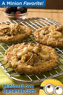 A fun breakfast option for sure, but most cookie monsters will love this recipe round-the-clock.