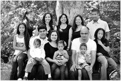 Black & White / Family Photography