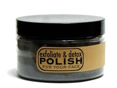 If you're looking for brighter, clearer skin, this DIY anti-acne natural exfoliate and detox skin polish recipe may just be the answer to your skin care woes. This dry, anti-acne face polish recipe is crafted from all dry ingredients for a long shelf life and to enable you to customize it with every use. Sugar, activated charcoal, bentonite clay, coconut milk powder, and powdered botanicals gently exfoliate skin and help to draw out impurities.