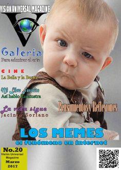 EDICIÓN NO.20 DEL MES DE ABRIL!!! Mejor que nunca con temas actuales lo que hace a visión universal magazine una revista interesante que no puedes perderte. https://www.yumpu.com/es/document/view/58164524/edicion-no20