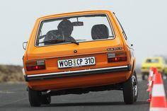 Audi 50 LS (1974 - 1978) ☺