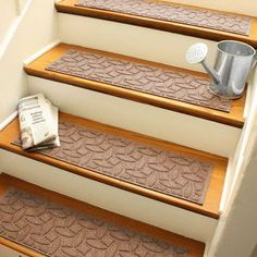 Best 21 Best Carpet Treads For Stairs Images Painted Stairs 400 x 300