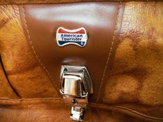 vintage luggage garment bag