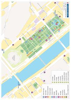 Parc de Bercy - Paris.fr France Landscape, Conception, Landscape Architecture, Photos, Park, Pictures, Landscape Design, Landscape Art