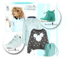 """""""BEAUTIFULHALO 13."""" by marinadusanic ❤ liked on Polyvore featuring мода, Bellfield, Mint & Rose и bhalo"""