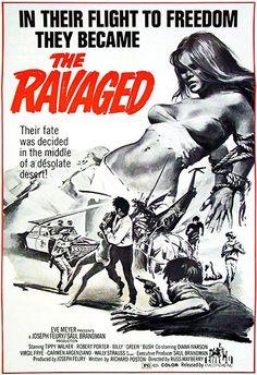 The Ravaged - 1971 - Movie Poster