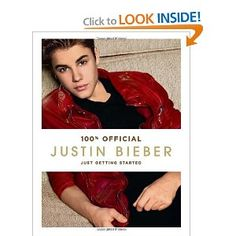 Amazon.com: Justin Bieber: Just Getting Started (9780062202086): Justin Bieber: Books