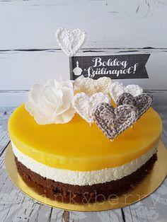 Non plus ultra Sweet Recipes, Cake Recipes, Dessert Recipes, Torte Recepti, Fanta, Non Plus Ultra, Torte Cake, Sweets Cake, Homemade Cakes