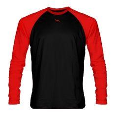 Long Sleeve Shooter Shirt - Design 7