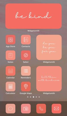 Want a home screen that looks like this? Check out SOSO Branding on Etsy (etsy.com/shop/sosobranding) for app covers to customize your home screen and make it aesthetically pleasing!      iPhone home screen ideas | Home screen inspo | Aesthetic home screen inspiration | Widgetsmith Shortcuts app | Aesthetic home screen inspo | iOS 14 widget photos | iOS 14 app covers | iOS 14 app icons Iphone Home Screen Layout, Iphone App Layout, Tinder Tips, Shortcut Icon, Calendar Reminder, Ios, Apple Logo Wallpaper Iphone, Phone Themes, Orange Aesthetic
