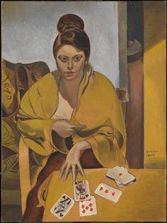 "exasperated-viewer-on-air: "" Wyndham Lewis - La Suerte, 1938 oil on canvas 24 × 18 in / cm "" Wyndham Lewis, Collages, Glasgow Museum, Arte Fashion, Impressionist Artists, Art Uk, American Artists, British Artists, Traditional Art"