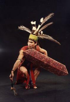 RP: Iban Warrior Dance - Ngajat Lasong