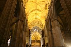 Interior de la catedral de Sevilla.Catedral de Sevilla (1401-1528) -15.