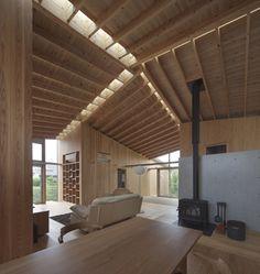 Kazaguruma House | Nakatsu, Japan | NKS architects | photo by Kouji Okamoto