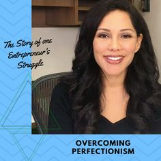 Are you kicking yourself over a perceived failure?.  Overcome perfectionism and move on to reach your goals. #overcomeperfectionism #selfacceptance