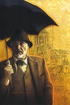 DoctorJones (The Last Crusade by Jerry Vanderstelt