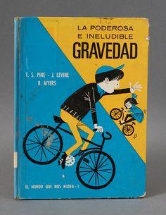 La poderosa e Ineludible Gravedad by Bernice Myers by Javier Garcia Design, via Flickr