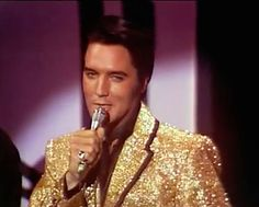 ☜(◕¨◕)☞   Gorgeous Elvis 1968 NBC TV Special