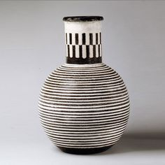 Maija Grotell Metropolitan Museum of Art Collection,  Purchase, Edward C. Moore Jr. Gift, 1940, 40.153.1
