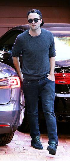 Robert Pattinson in LA - June 22, 2013