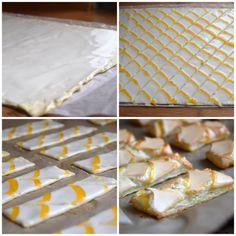 Sfogliatine glassate - Avec Plaisir Food And Drink, Treats, Vegan, Cookies, Baking, Breakfast, Cake, Sweet, Recipes