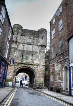 Bootham Bar | York, England