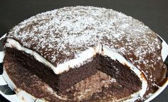 Moist Chocolate Cake with Chocolate Sauce Recipe - Recipes Making You will taste a different but easy moist chocolate cake with chocolate sauce. It's an incredibly moist chocolate sponge cake, with a rich chocolate sauce. Delicious Cake Recipes, Easy Cake Recipes, Yummy Cakes, Dessert Recipes, Easy Moist Chocolate Cake, Chocolate Cakes, Chocolate Sauce Recipes, Cake Mixture, Pudding Cake