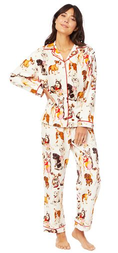 38ab79cef4 The Cat s Pajamas are in! The cutest puppy   kitty flannel pj s. cotton    made in the USA!