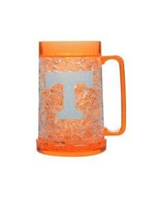 Memory Company Tennessee Volunteers 16 oz. Freezer Mug - Orange