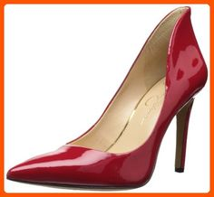 Jessica Simpson Women's Cambredge Dress Pump,Lipstick,5.5 M US - All about women (*Amazon Partner-Link)