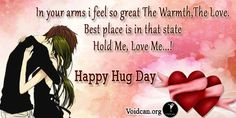 Voidcan.org shares with you Happy Hug Day sms, quotes, images, wishes and gift ideas to make your Hug Day special.