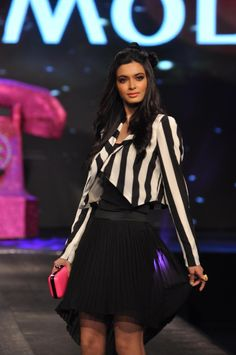 Diana Penty Walk on The Ramp at Allure Fashion Show.