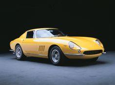 1967 Ferrari 275 GTB/4 Berlinetta - Autoblog Japan