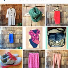 Shop My Closet: How I Warmed Up To Buying And Selling Clothes On Instagram. Everyone and their mother is jumping on the free, fast IG seller bandwagon.
