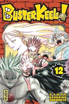 Buster Keel ! est un manga créé en 2008 par Kenshirô SAKAMOTO. Classé dans la catégorie Shonen, il s'adresse aux adolescents. Le tome 12 est l'ultime volume aux aventures et aux combats palpitants. Public adolescent