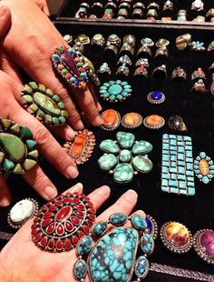 ∆∆∇∇ elementality home page | authentic native american jewelry - gorgeous navajo rings