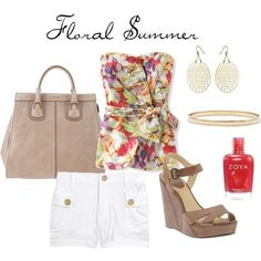 20 Floral Comboinations for Spring/ Summer 2014 - Pretty Designs