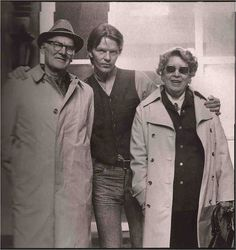 Jim Carroll & His Parents, New York City, 1980 ~ Photo by Annie Leibovitz