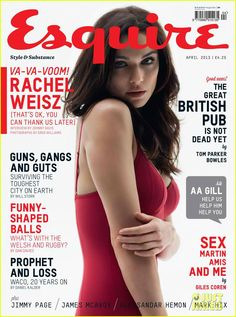 """Rachel Weisz has a sultry photoshoot for Esquire UK: would you hit it? - I should make this a """"Would You Hit It?"""" post because Rachel Weisz is just that sexy. Rachel is promoting Oz the Great and Powerful which comes out this weekend. Maisie Williams, Greg Williams, Rachel Weisz, James Mcavoy, Julianne Moore, Kate Winslet, Cate Blanchett, Esquire Uk, Daniel Craig"""