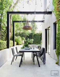 - Pergola Carport Car Ports How To Build - Small Backyard Pergola Covered Patios - Outdoor Rooms, Outdoor Dining, Outdoor Gardens, Indoor Outdoor, Outdoor Furniture Sets, Outdoor Decor, Dining Area, Lounge Furniture, Outdoor Seating