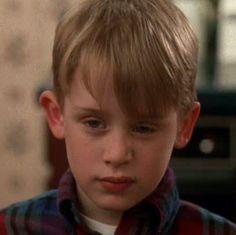 Home Alone Face, Home Alone 1990, Home Alone Movie, Home Alone Christmas, Xmas, John Heard, Kevin Mccallister, Disney Channel Movies, Macaulay Culkin