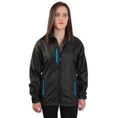 Show details for Ladies Tech All Weather Jacket All Weather Jackets, Tech, Athletic, Lady, Fashion, Moda, Athlete, Fashion Styles, Deporte