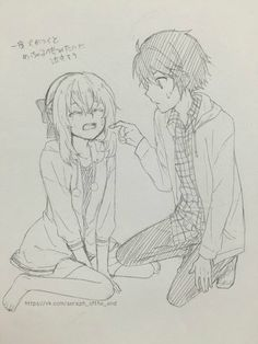 Shinoa and Yuu | Owari no Seraph | Fan Art