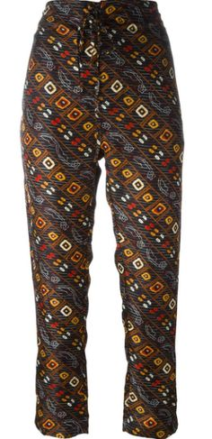 Shop Isabel Marant 'Trina' trousers in from the world's best independent  boutiques at Shop 400 boutiques at one address.