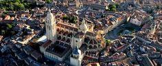 Mis aventuras en Segovia, España: The Application Process [el proceso de aplicar]