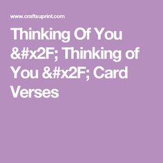 Free card verses for thinking of you greetings cards words 4 thinking of you thinking of you card verses m4hsunfo