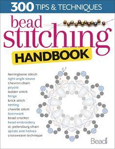 Book review: Bead Stitching Handbook