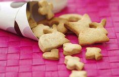 Simples biscoitos para as crianças