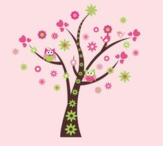 https://www.etsy.com/listing/269609844/girls-tree-wall-decals-forest-wall-decal?ref=shop_home_active_60 Hello and Welcome!!! We carry over 800 unique nursery wall decals for your child's nursery room theme.  If you were looking for specific themes, we specialize in Safari, Jungle, Forest, Farm and Ocean designs.  All of these decals are completely removable and reusable and are also made from a very HIGH QUALITY material.  (Made in the USA) https://www.etsy.com/shop/NurseryDecals4You $124.95